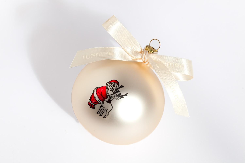 Tutgutling Weihnachtskugel